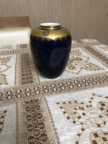 Искусство и коллекционирование - Азербайджан: Weimar ваза 17 см