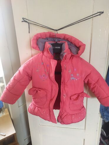 Личные вещи - Чон-Арык: Продаю детскую курточку нужно сделать замок на копишоне