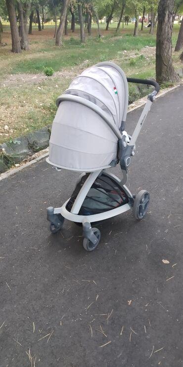 Продаю коляску,почти новая 5 месяцев пользовались.Очень удобная,цвет