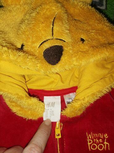 Preeehaljina za devojke do cm h m - Srbija: H&M, Winnie pooh dukserica /jaknica za bebe.Vel 74. Nosiva sigurno