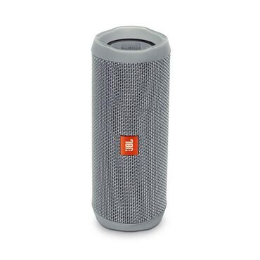 JBL Flip 4 Grey Waterproof Portativ Bluetooth Speaker