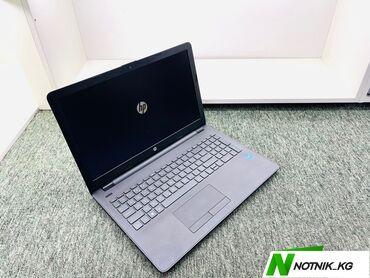 дискретная видеокарта для ноутбука купить в Кыргызстан: Ноутбук для офисных программ-HP-модель-15-ra058ur-процессор-intel