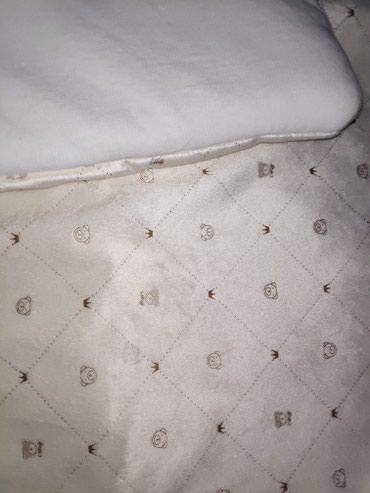 Конверт+одеяло на выписку. Пользовались один раз и то только
