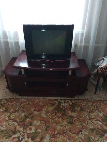 Продается все в идеальном состоянии тумба в месте с телевизором