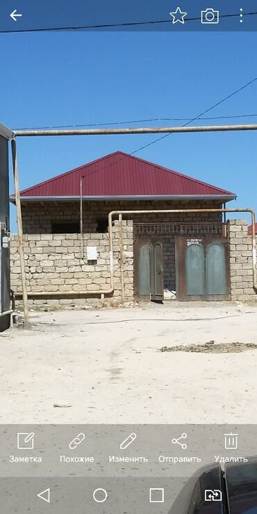дом без посредников в Азербайджан: Продам Дом 110 кв. м, 3 комнаты