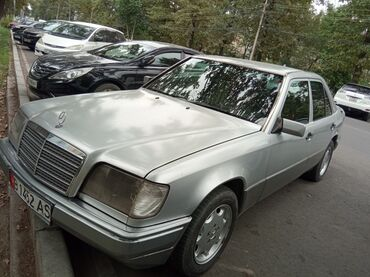 Mercedes-Benz W124 2 л. 1994