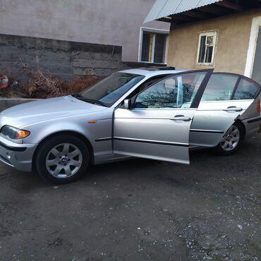 BMW - Газ - Бишкек: BMW 325 2.5 л. 2002 | 289000 км