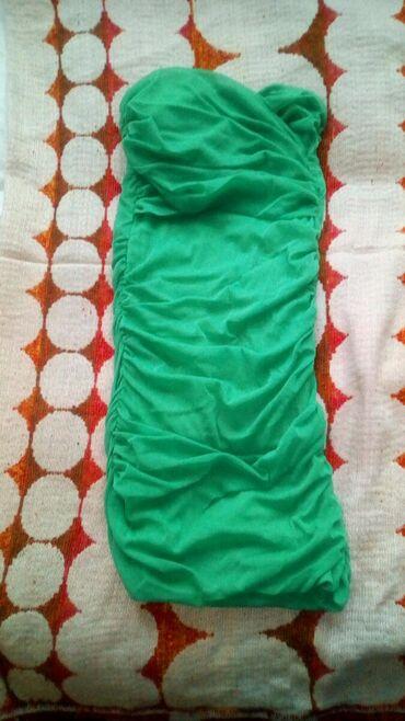 Haljina st - Srbija: Ne obucena strec otrov zelena skroz uz telo rastegljiva ali vrlo mala