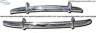 Volkswagen Beetle Split ( 1930 – 1956 ) bumper stainless steel in Amargadhi