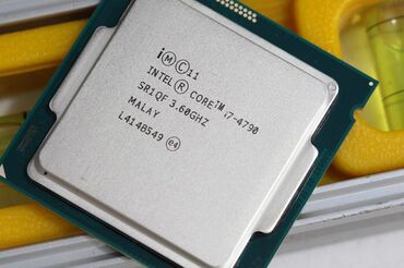 I7-4790, 8M Cache, up to 4.0 GHz; Торг: нет