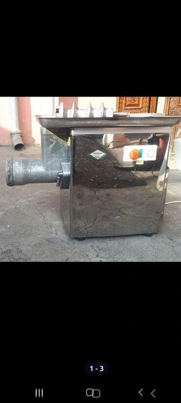 Оборудование для бизнеса в Кара-Суу: Мясорубка мим 600 отличный состояние гарантия работает тихо