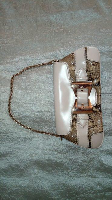 женские вечерние клатчи в Азербайджан: Gucci Python Leather hand bag. Сумка клатч, оригинал. Сделана из