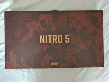 Электроника - Кара-Суу: Игровой ноутбук Acer Nitro 5 15,6 дюйма (256 ГБ SSD, AMD Ryzen 5 3550H