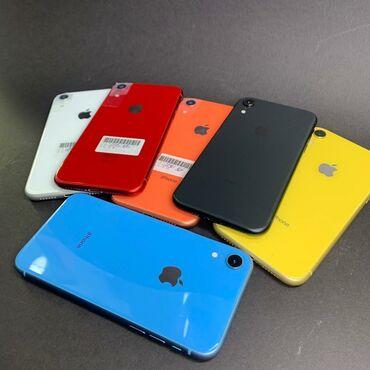 Apple Iphone - Бишкек: Б/У iPhone Xr 128 ГБ Красный
