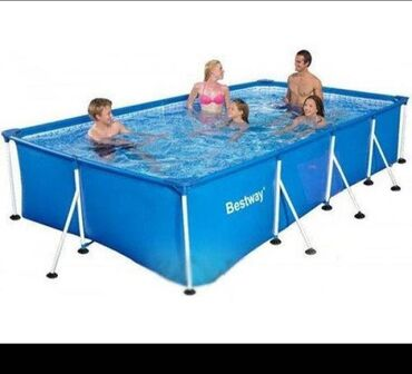 Каркасный бассейн, Intex. Размер:4.50m: 2.20m, 84cm