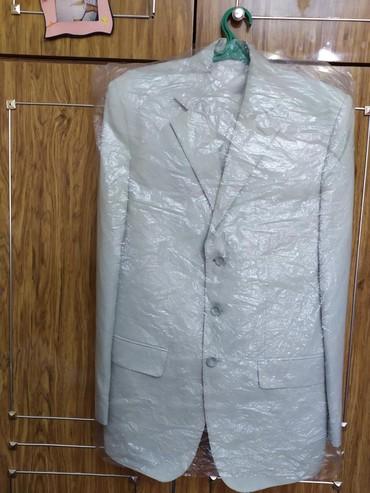 Длинная белая футболка мужская - Кыргызстан: Костюмы XL