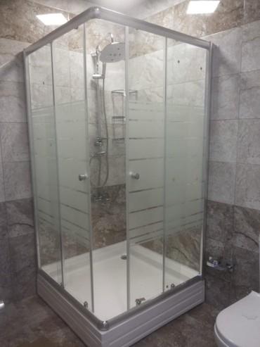 Bakı şəhərində Duş kabin ara kesmeler hazirlanir