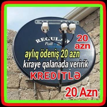 Bakı şəhərində Krosna kredit aylıq 20 azn nəğd 98 azn ünvana çatdırılma