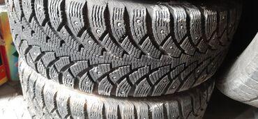диски камри в Кыргызстан: Срочно продаю зимние шины Nordman с железными дисками. Размер