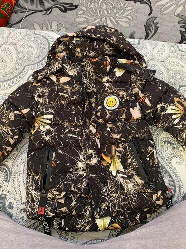 Детская одежда и обувь - Кыргызстан: Куртка зима 5-6-7лет