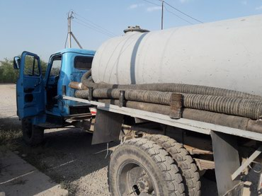 Услуги: Откачка сливных ям,туалет, в Бишкек
