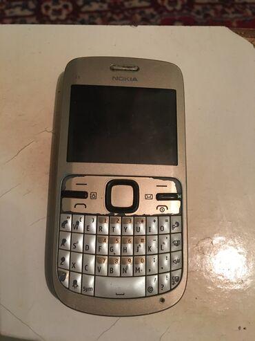 Nokia Sumqayıtda: Nokia c3-00 orginal hec bir prablemi yoxdur her seyi iwdiyir nomreme z