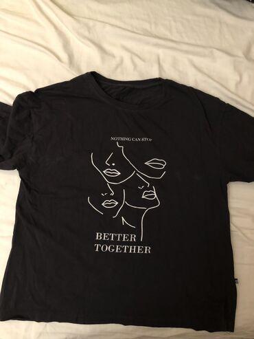 �������������� �������� ������������ в Кыргызстан: Оверсайз футболка в хорошем состоянии !🥰