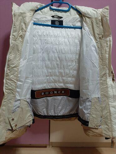 Jakna koza - Srbija: Bogner jakna,velicina 40. Prirodno krzno. Placena 1290€