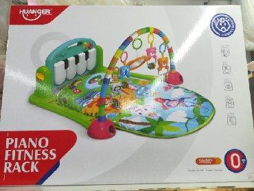 Музыкальный коврик для малышей! 1500 сом