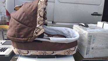 Nosiljka za bebe i ujedno deo za kolica