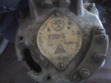 Продаю генератор от Москвича в Бишкек