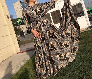 raz 46 в Кыргызстан: Платье Свободного кроя 9Fashion Woman L
