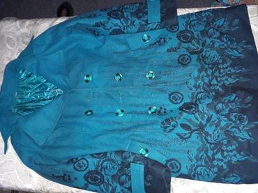Женское пальто размер 48. Отдам за 350 сом в Бишкек