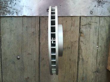диски на бмв x5 в Кыргызстан: Тормозной диск передний BMW X5 E70 X5 F15 X6 D-332 D-347 D-360 Новый