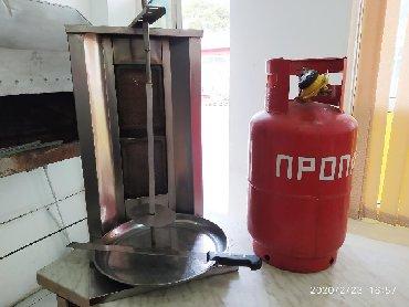 express qaynaq aparati - Azərbaycan: Doner aparati