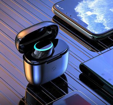 Наушники мини А-14, Bluetooth: 5.0Потребляемая мощность: 5 В