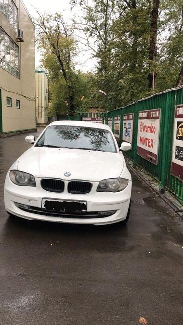 bmw-1-series в Кыргызстан: BMW 1 series 2 л. 2011 | 160000 км