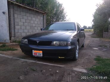 Транспорт - Ананьево: Mitsubishi Diamante 2.5 л. 1996