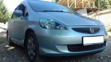Срочно продаю хонда фит v:1. 3, 2004 г. в. рестайлинг.   в Джалал-Абад