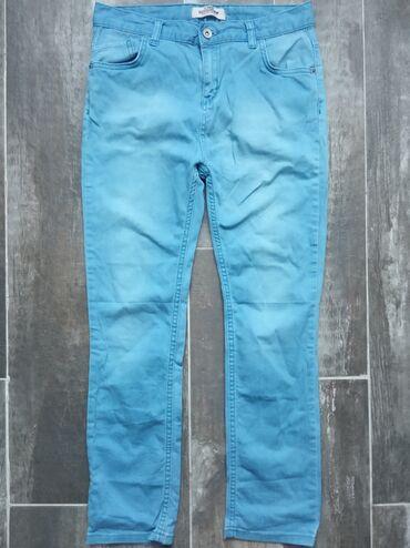 Pantalone cm - Srbija: Lc Waikiki muske farmerke za decu od 11-12 godina. Veoma malo nosene