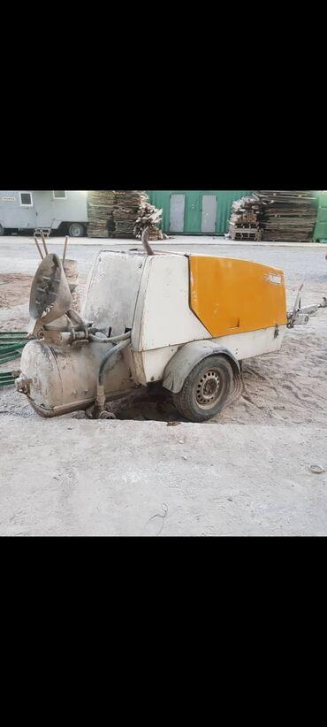 шлифовальная машина для пола аренда в Кыргызстан: Продаю растворонасос путсмейстер м740 в полном комплекте (50м шланг