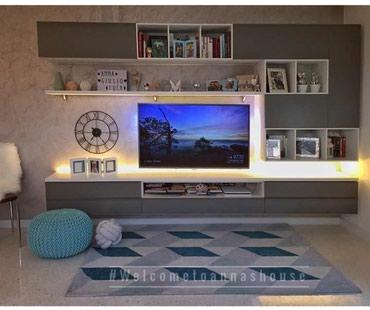 Bakı şəhərində TV-stend