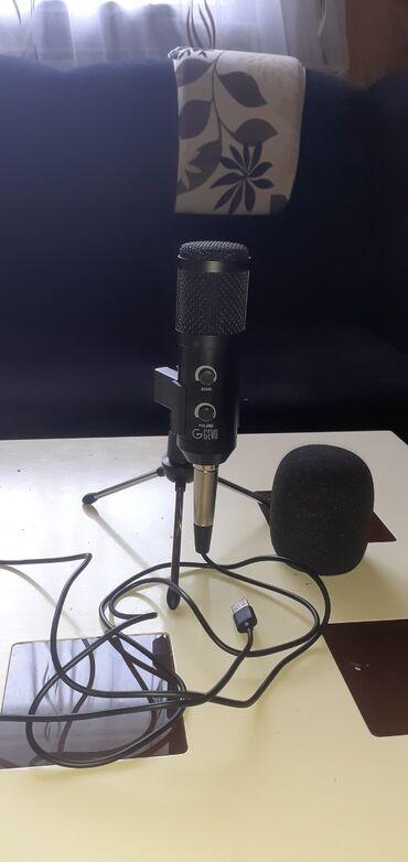 Aro 24 2 5 mt - Srbija: Studiski mikrofon BM-900 UZ NJEGA IDE POP SUNDJER I NJEGOV STALAK KAO