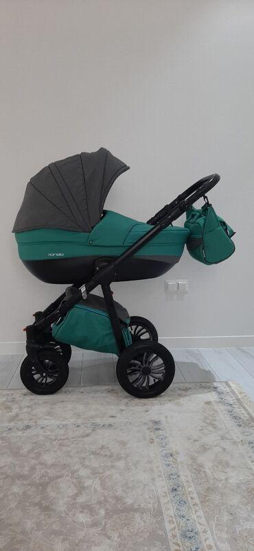 детский сумкалар в Кыргызстан: Продаю детскую коляску,полный комплект 3 блока. Состояния идеальная !