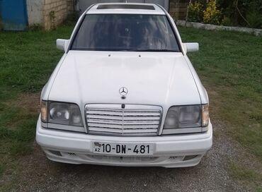 Mercedes-Benz - Azərbaycan: Mercedes-Benz E 230 2.3 l. 1988 | 400000 km