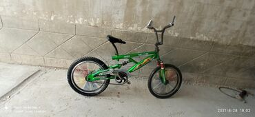 Спорт и хобби - Александровка: Продаю велосипед экстрим покупали за 8000 продаю за 5000 реальному
