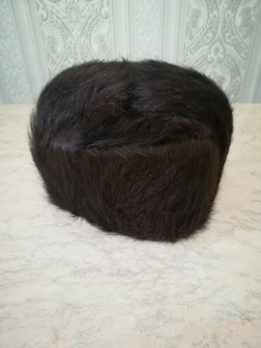 Муж. шапка  б/у   в Лебединовка