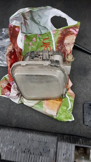 Автозапчасти и аксессуары в Ширван: Mersedes w210 1999 dumani fara 15 manat