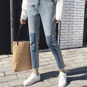 Стильные джинсы для беременных  в Бишкек