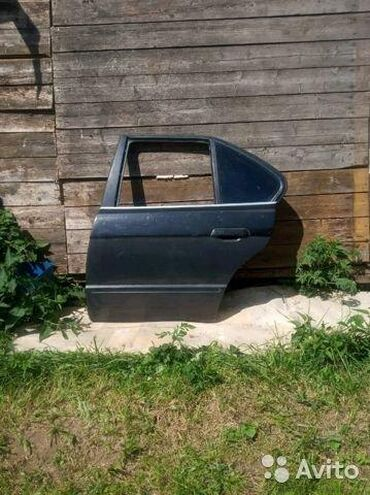 Задние двери на BMW e34 продам очень дёшево или меняю на черный